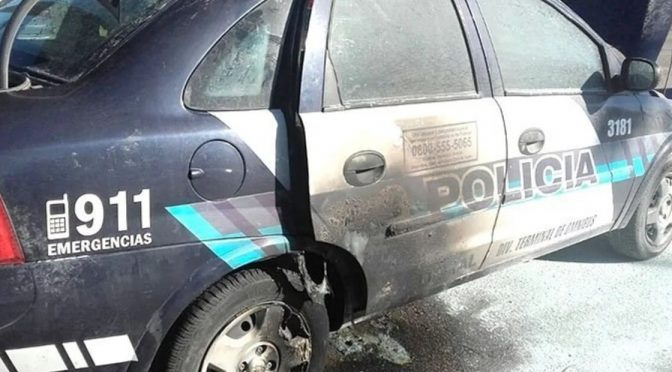Argentina: Explosive Attack against Police Car in Buenos Aires